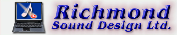 Richmond Sound Design Ltd Logo